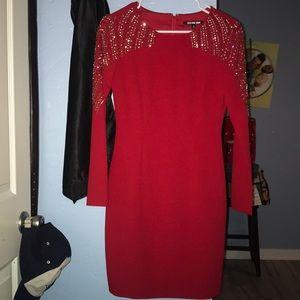Red Gianni Bini Night Dress